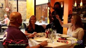 Brazil Rodizio Grill & Lounge - Restaurant