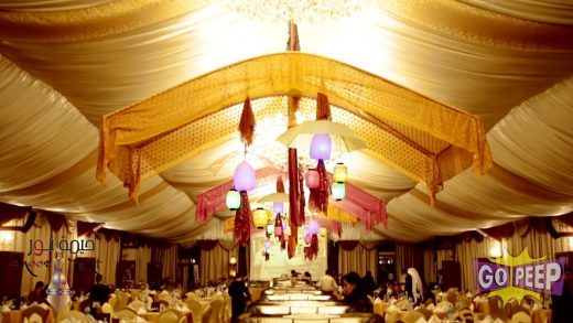 ELITE RESORT AND SPA – Al NOOR TENT