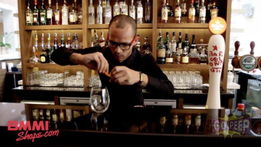 BMMI COOKING  SHOW PERUVIAN HAMMOUR CEVICHE – 30 SECONDS