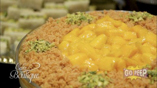 CAKE BOUTIQUE RAMADAN KAREEM – 60 Seconds