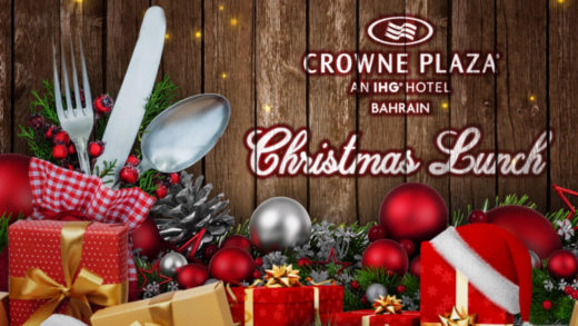 CROWNE PLAZA CHRISTMAS LUNCH – 30 SECONDS