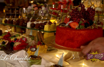 LE CHOCOLAT CATERING – 45 SECONDS