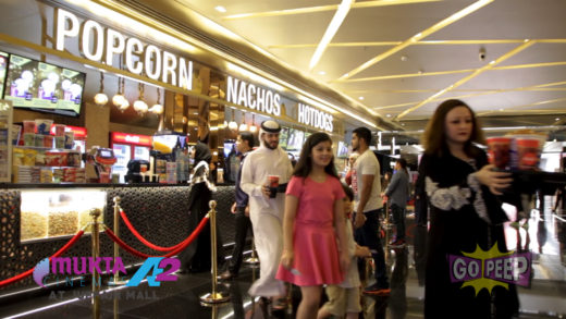 MUKTA A2 CINEMAS CONCESSION STAND – 45 SECONDS