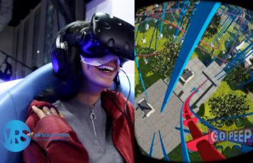 GOPEEP PICKS VR SOLUTIONS VLOG – 45 SECONDS