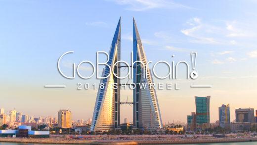GOBAHRAIN! SHOWREEL 2018
