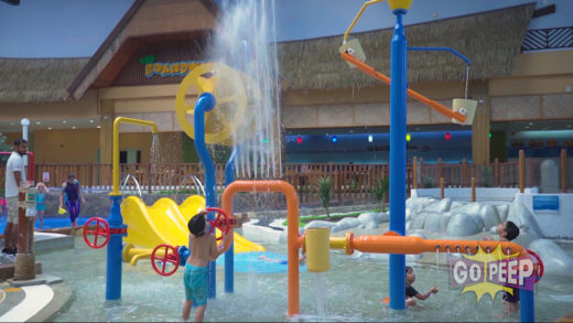 WAHOOO! TOT'S SPLASH ZONE – 30 SECONDS