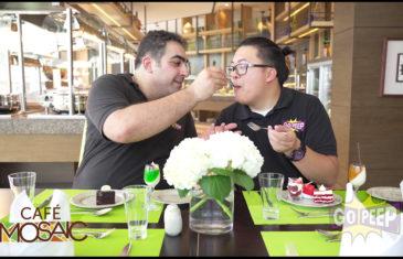 GOPEEP PICKS WYNDHAM GARDEN JUFFAIR – CAFE MOSAIC BRUNCH VLOG – 60 SECONDS