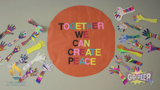 BEACON PRIVATE SCHOOL – INTERNATIONAL PEACE DAY – 60 SECONDS