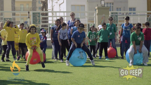 BEACON PRIVATE SCHOOL – SPORTS DAY – 60 SECONDS