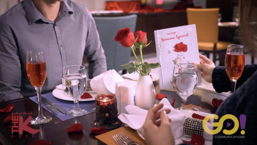 THE K HOTEL – ROMANCE PACKAGE – 60 SECONDS