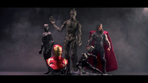 HOUSE OF HEROES – AVENGERS ENDGAME – 60 SECONDS