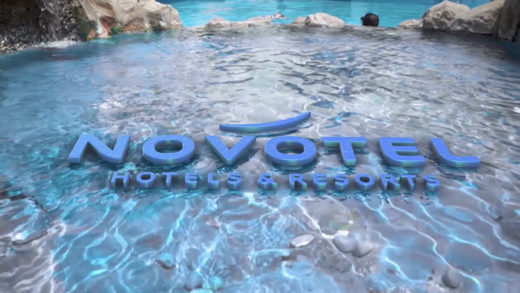 NOVOTEL DAY PASS & ROOMS – 60 SECONDS