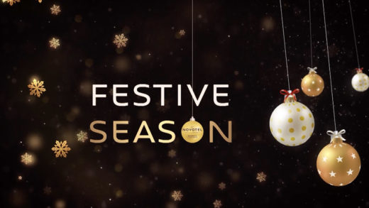 NOVOTEL – FESTIVE SEASON – 45 SECONDS