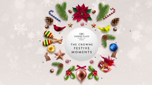CROWNE PLAZA – THE CROWNE FESTIVE – 30 SEC
