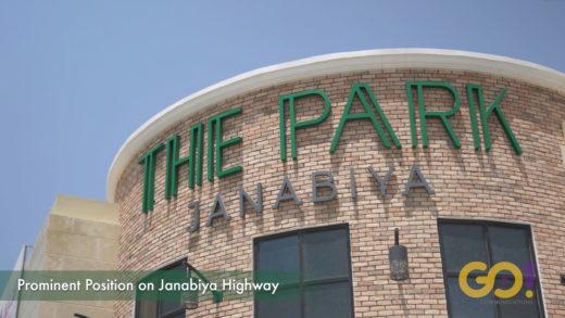 CBRE – THE PARK – 60 SECONDS