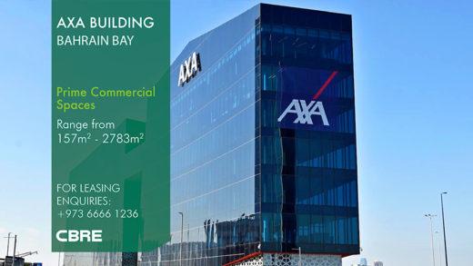 CBRE – AXA BUILDING – 60 SECONDS