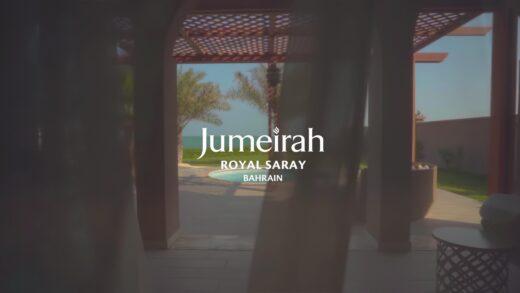 JUMEIRAH ROYAL SARAY – HOTEL VILLA – 60 SECONDS